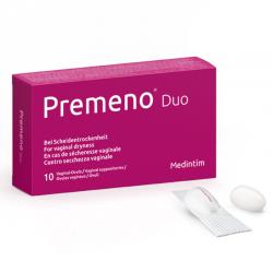 Premeno duo ovule gynécologique secheresse vaginale